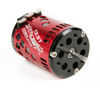 TrackStar 13.5T Stock Spec Sensored Brushless Motor V2 (ROAR approved)
