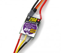 Afro 20A Race Spec Mini ESC with BEC