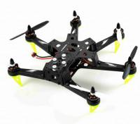 Spedix S250AH Carbon Fiber Drone w/CC3D, PDB, Motors,  ESC's, Propellers (Kit)