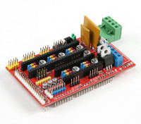 3D Printer RAMPS 1.4 Control Board Kingduino Mega Shield