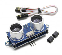 Ultrasonic Module for ArduPilot Mega