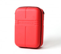 Turnigy Transmitter Case w/FPV Goggle Storage - Red