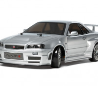Tamiya 1/10 Scale Skyline GT-R Z-Tune R34 TT02D Series Kit 58605