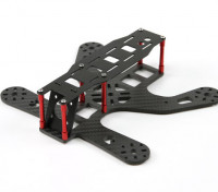 Quanum AXE FPV 180 Racing Frame Billet Block 3mm Carbon (Kit)