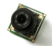 QUANUM 700TVL SONY 1/3 Camera 2.8mm Lens (NTSC)