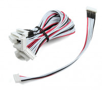 JST-XH 6S Wire Extension 20cm (10pcs/bag)