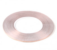 Self-Adhesive Copper Tape 0.09 x 3mm (50Meters)