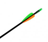 """30"""" Fiberglass Arrow for Recurve Bows (1 Arrow)"""