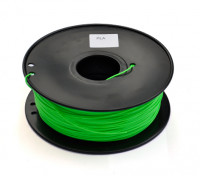HobbyKing 3D Printer Filament 1.75mm PLA 1KG Spool (Light Green)