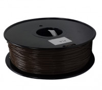 HobbyKing 3D Printer Filament 1.75mm PLA 1KG Spool (Coffee)