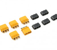 MR30 - 2.0mm 3 Pin Motor to ESC Connector (30A) Male Only (5 sets/bag)