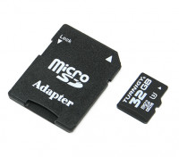 Turnigy 32GB U3 Micro SD Memory Card (1pc)