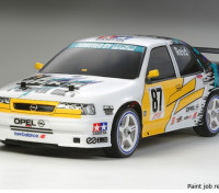 Tamiya 1/10 Scale HKS Opel Vectra JTCC (FF-03 chassis) 84228