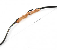 """Laminated Wood Take-Down Recurve Bow 66""""/28 lbs R/H"""