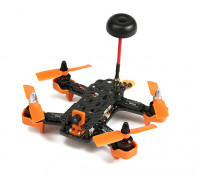 Diatone Tyrant 150 FPV Racing Drone - Orange (ARF)
