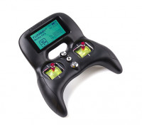 Turnigy Evolution Digital AFHDS 2A Radio Control System w/TGY-iA6C Receiver (Black) (Mode 2)