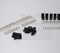 JST-SH Servo Plug Set (Futaba) Gold Plated (10pairs/set)