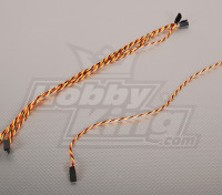 Twisted 45CM Servo Lead Extention (JR) 22AWG (5pcs/bag)