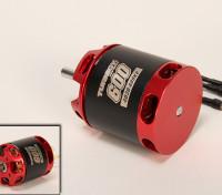 Turnigy T600 Brushless Outrunner for 600 Heli (880kv)