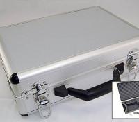 Alloy Transmitter & Gear Case 345x235x120