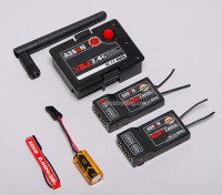 Assan X8 2.4GHz Combo pack for JR W/ Module & RX