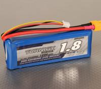 Turnigy 1800mAh 2S 30C Lipo Pack