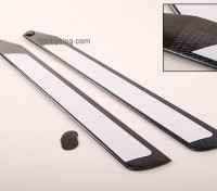 600mm TIG Carbon Fiber Z-Weave Main Blades