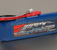 ZIPPY Flightmax 4200mAh 2S1P 30C LiFePo4 Pack