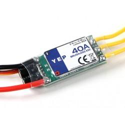 Hobbyking YEP 40A (2~6S) SBEC Brushless Speed Controller