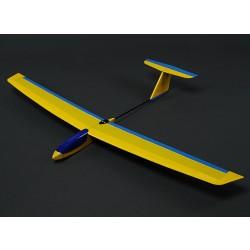 HobbyKing™ Guppy Mini Slope Glider Balsa 1165mm (PNF)