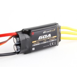 RotorStar 60A (2~6S) SBEC Brushless Speed Controller