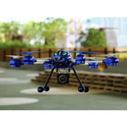 W609-8 Pathfinder 2 Hexcopter with 5.8Ghz FPV System / Mode 2 / US Plug (RTF)