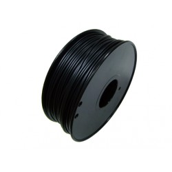HobbyKing 3D Printer Filament 1.75mm Electricity Conducting ABS 1KG Spool (Black)