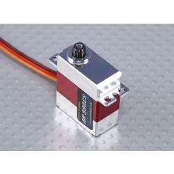 Turnigy™ TGY-306G-HV Ultra Fast/High Torque DS/MG/HV Alloy Case 25T 3.7kg / 0.05sec / 21g