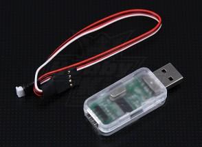 Hobbyking ZYX 3-Axis Flybarless System USB Program Adapter