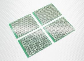 DIY PCB Bread Board 57x45mm (4pcs/bag)