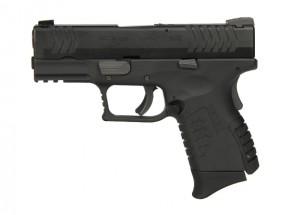 WE XDM Ultra Compact 3.8 GBB Pistol (Black)