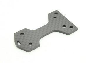 XRAY XB9E 1/8th Buggy - Graphite Center Diff Mounting Plate - XB9E