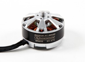 Quanum MT Series 4010 475KV Brushless Multirotor Motor Built by DYS