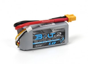 Turnigy Bolt V2 1000mAh 3S 65~130C High Voltage Lipo Pack