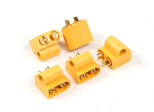 XT60 5mm Mounting Post Hole (5 pcs per bag)