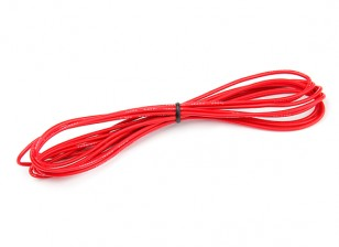 Turnigy High Quality 18AWG Silicone Wire 3m (Red)