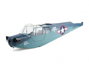 H-King J3 Navy Cub  - Fuselage with Applied Decals