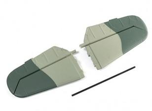 Durafly™ Bf.109E 1100mm Battle of Britain Scheme - Horizontal Tail