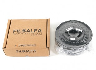 Filoalfa Grafylon 3D Printer Filament 1.75mm PLA 500g Spool (Graphene)