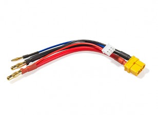 XT60 Plug Harness for 2S Hardcase Lipo (1pc)