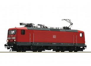 Roco/Fleischmann HO Electric Locomotive BR 114 DB AG (DCC Ready)