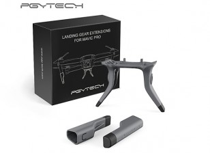 PGYTECH Extended Landing Gear Leg Set For Mavic Pro