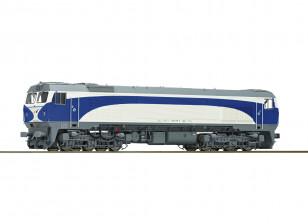 Roco/Fleischmann HO Class 319 Diesel Locomotive RENFE w/Lighting (DCC Ready)