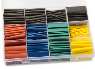 Heat Shrink Tubing Tube Kit (530pcs)
